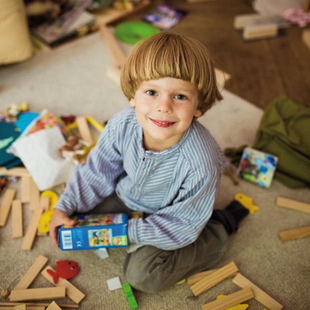 Chaos im kinderzimmer die leidige geschichte vom for Kinderzimmer 5 jahre