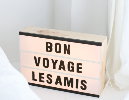 Leuchtkasten mit Buchstaben selber machen | MÜNCHEN MIT KIND