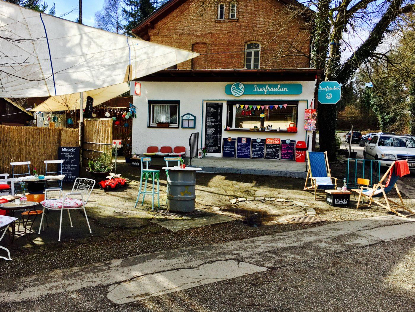 Kinderfreundliche Cafés in München: Isarfräulein