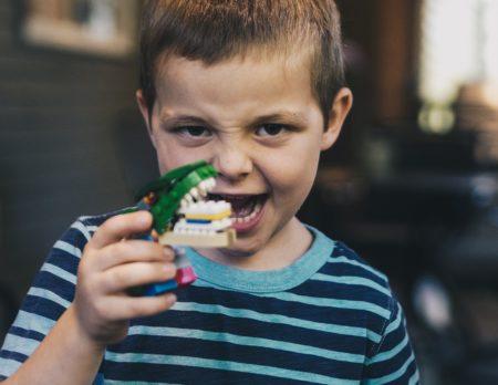 Lego Junge Forschen für Kinder