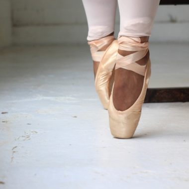 Cover Ballettkurse Füße