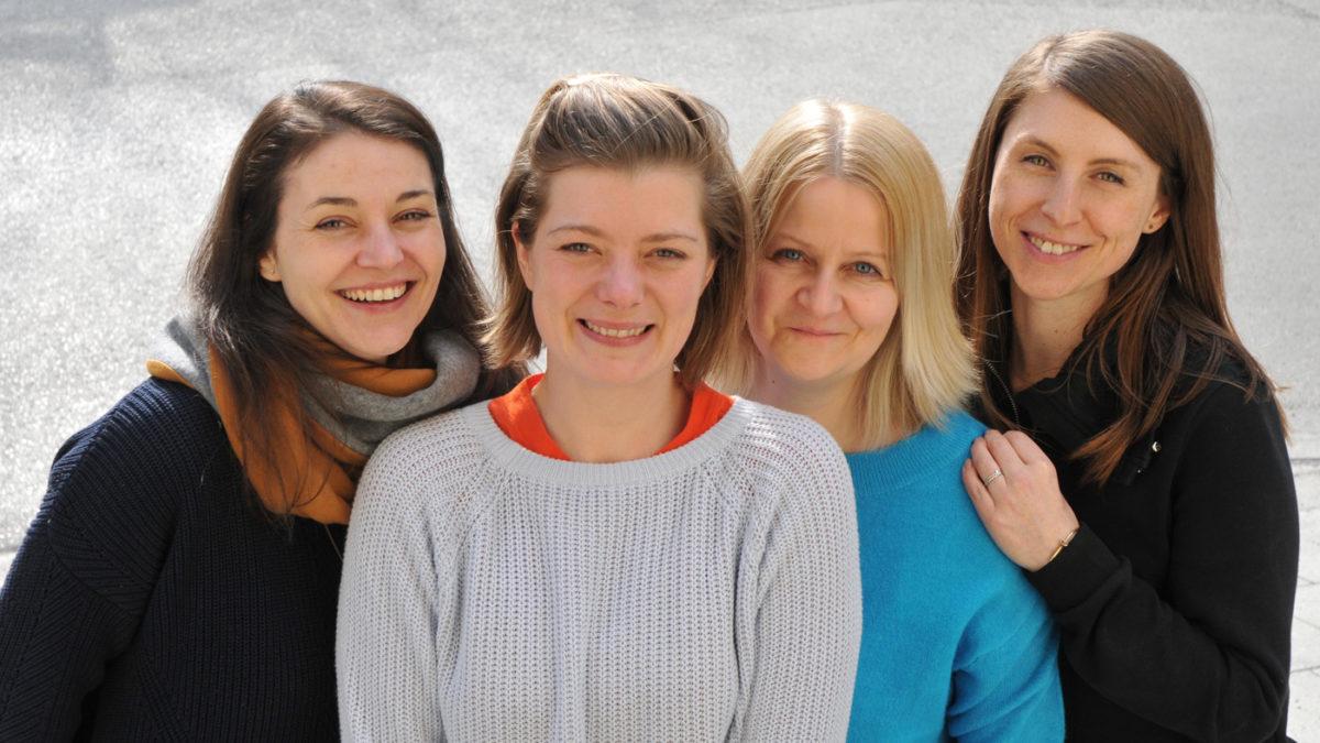 Team HIMBEER Verlag München