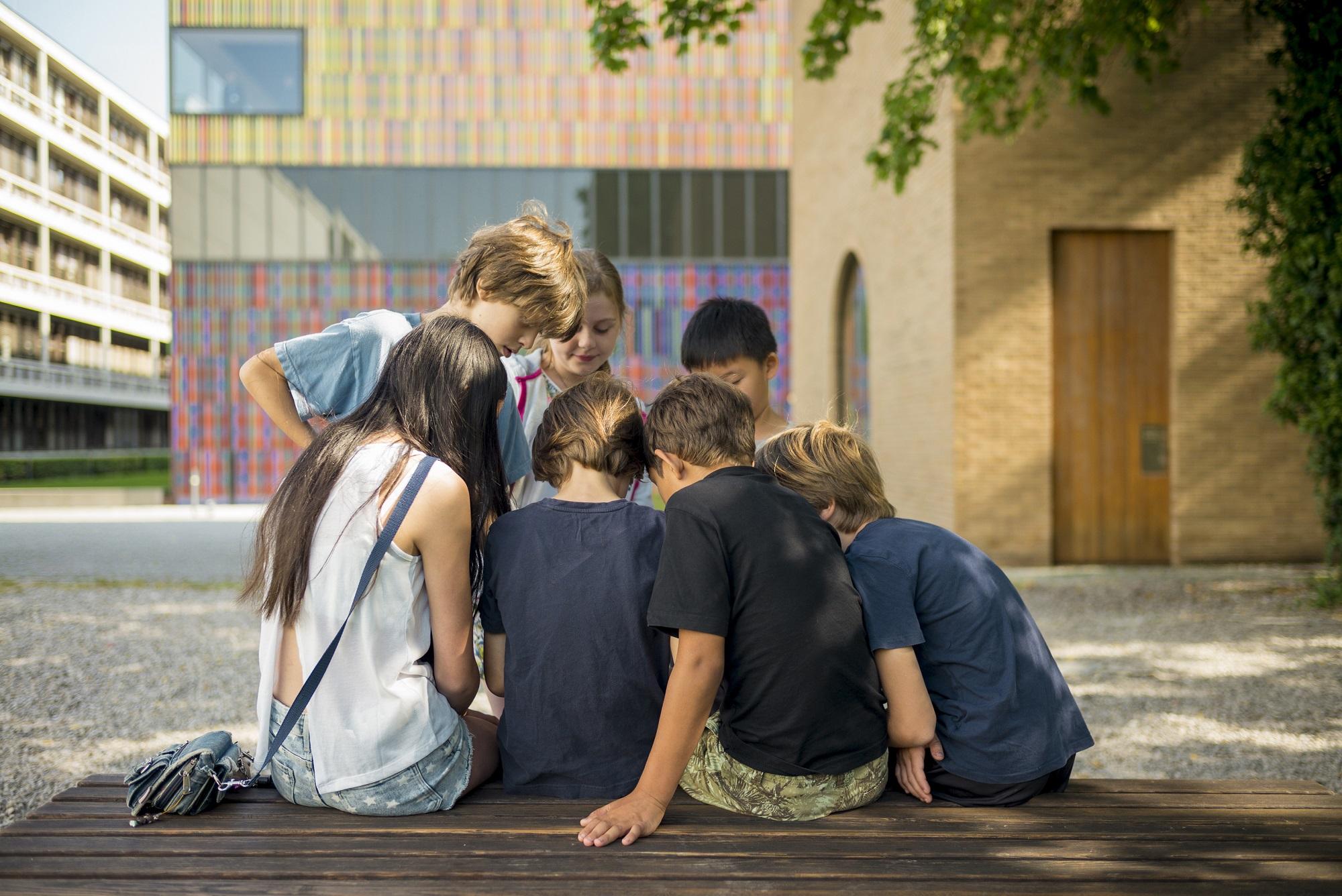 Museum Brandhorst Kinderkunst Kunst Kurse für Kinder // HIMBEER