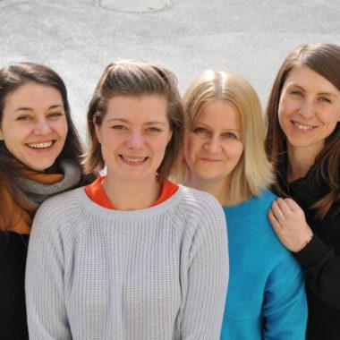 HIMBEER Verlag München Team | München mit Kind