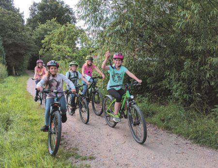 Kinder Fahrrad GeoCaching | München mit Kind