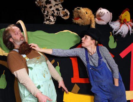 10 Jahre Theaterfestival Kuh Rosemarie   München mit Kind