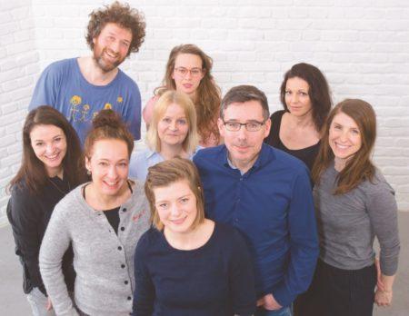 Teamfoto Himbeer | München mit Kind