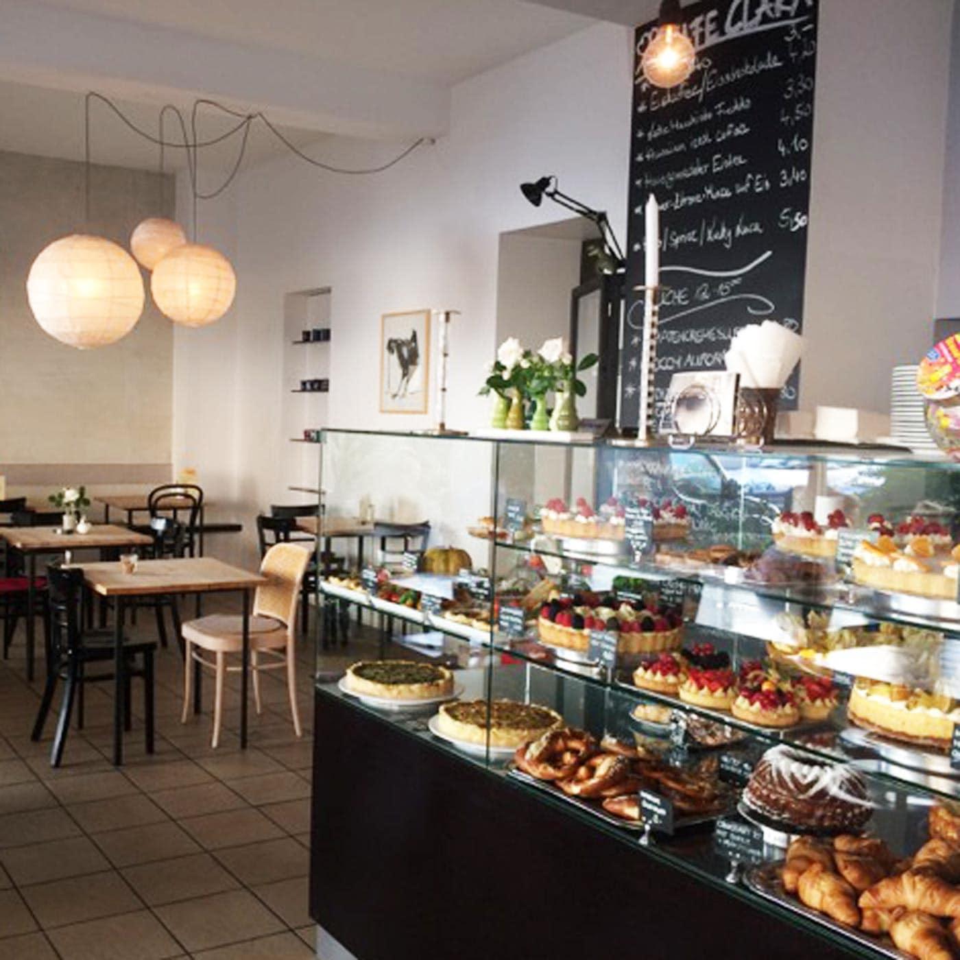 Kinderfreundliche Cafés in München: Café Clara // HIMBEER