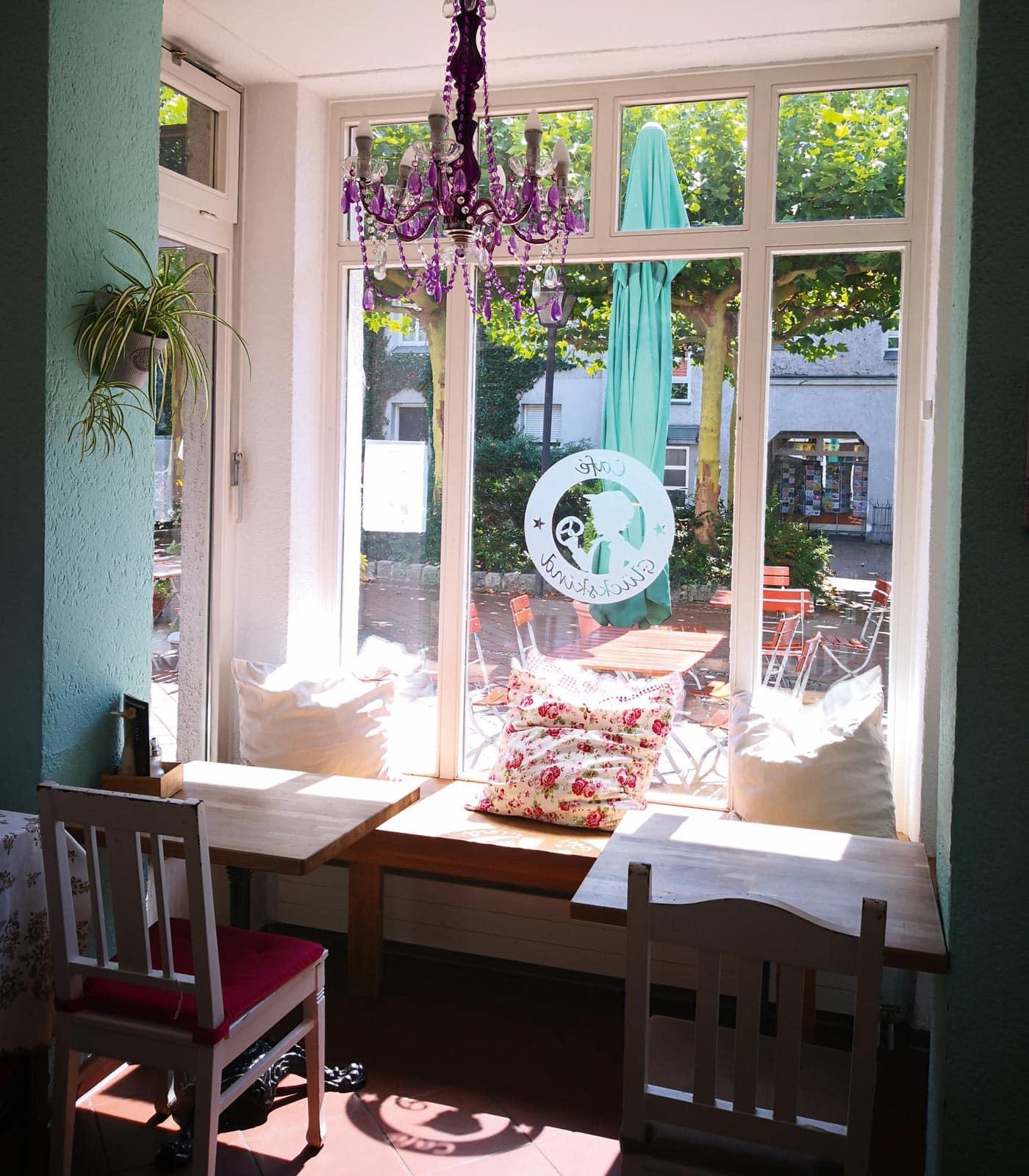 Kinderfreundliche Cafés in München: Café Glückskind // HIMBEER