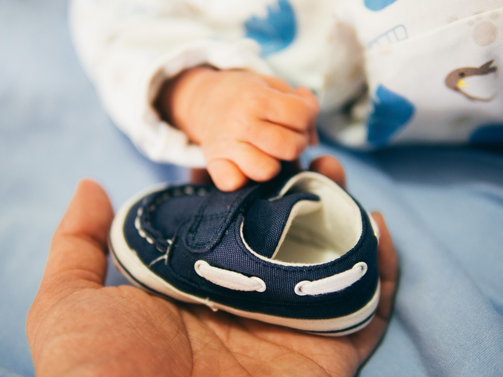 Babyschuh Blue Babyspecial | München mit Kind