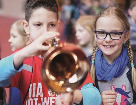 Der Gasteig brummt | München mit Kind
