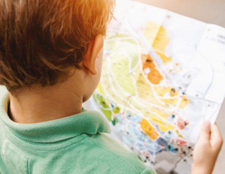 Kinderstadtteilkarte Westpark | München mit Kind