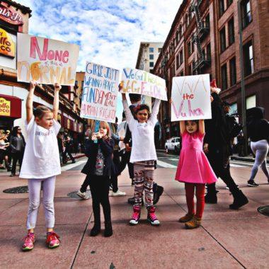 Women Rights Termine | München mit Kind