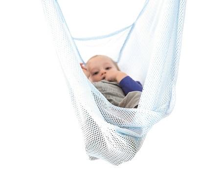 Swing2Sleep Federweige Top Produkt | München mit Kind