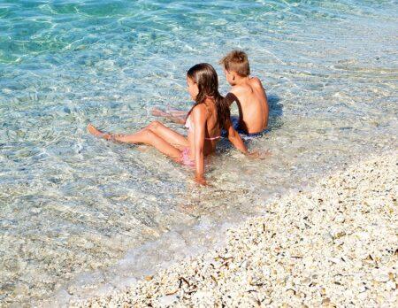Strand Kinder Toskana Reise | München mit Kind