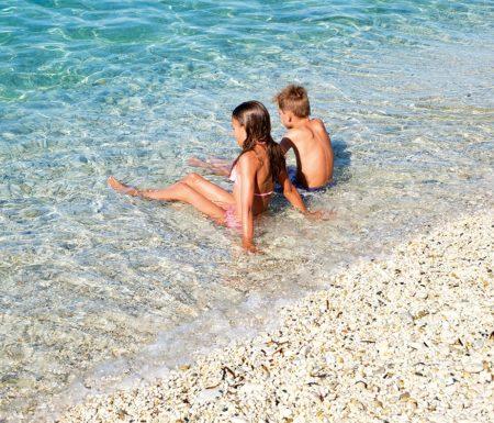 Strand Kinder Toskana Reise   München mit Kind