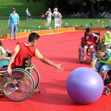 Kicklusion - Spielanchmittage | Muenchen mit Kind