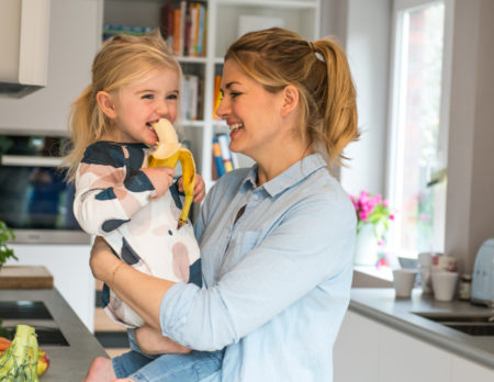 7 Fragen an ... Nina Bott | Berlin mit Kind