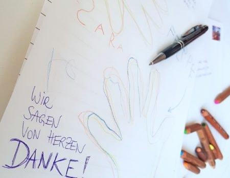 Hebammen Aktion längster Brief | München mit Kind