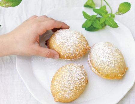 """Kleine Zitronenkuchen aus """"Tokyo Cakes"""""""