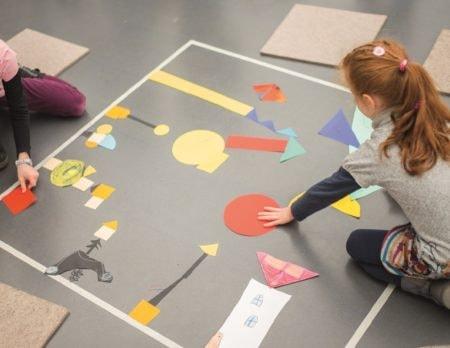 Paul Klee in der Pinakothek der Moderne | Muenchen mit Kind