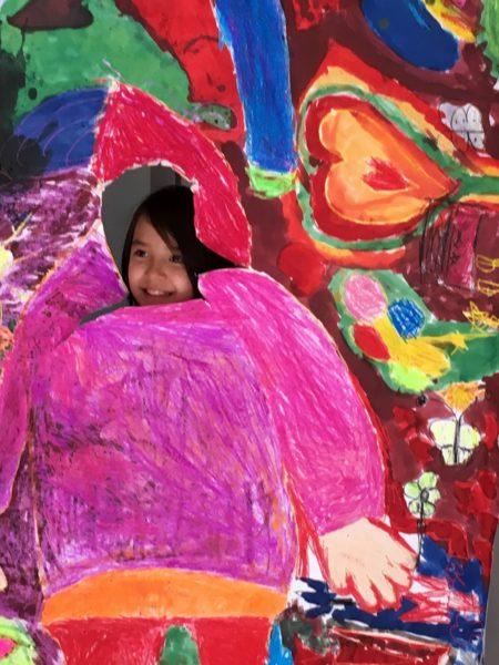 little ART die Verwandlung | München mit Kind