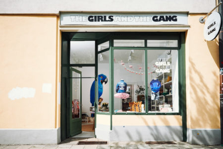 The Girls and the Gang | Muenchen mit Kind