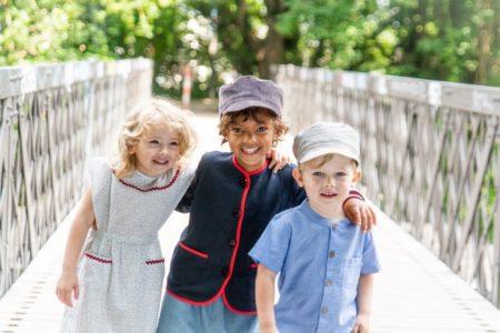 Kinder in Miramu Kleidung | Muenchen mit Kind