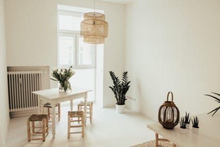 raum, stühle, familyroom mami babykurse // München mit Kind