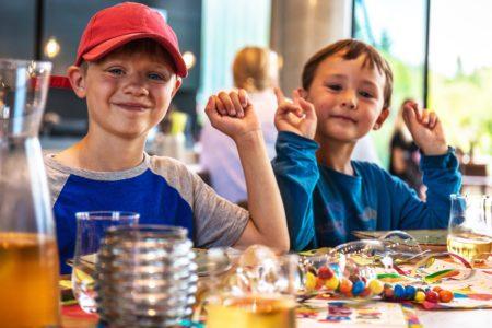 Kinder Spielen Jochen Schweizer // Muenchen mit Kind