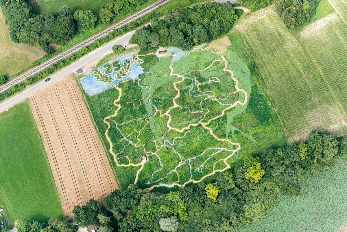 Labyrinth Deutschland Ex Ornamentis // Muenchen mit Kind