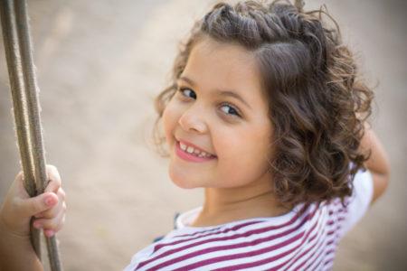 Mädchen Weltkindertag // Muenchen mit Kind