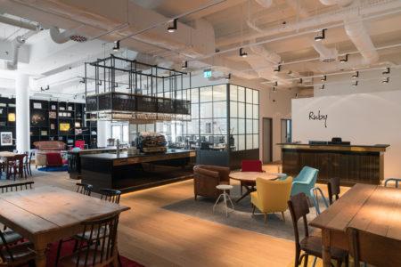 Ruy Leo Workspaces Co-Working