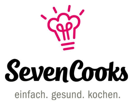 Logo SevenCooks // HIMBEER