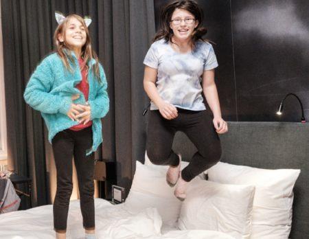 Das Lovelace Kinderhotel öffnet in den Sommerferien seine Türen für sozial benachteiligte Kinder // München mit Kind