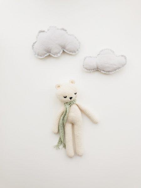 kuscheltiere beste mami babykurse unsplash wolke bär // münchenm mit Kind