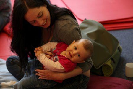 Babykurse in der Fabi München // München mit Kind