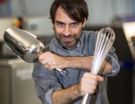 Stefano di Giglio Del Fiore der geniale Eismacher