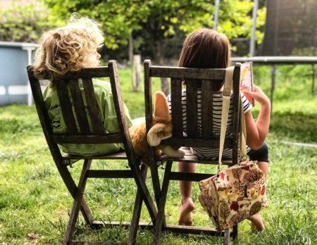 Kinder Gartenstuehle Wochentipps // Muenchen mit Kind