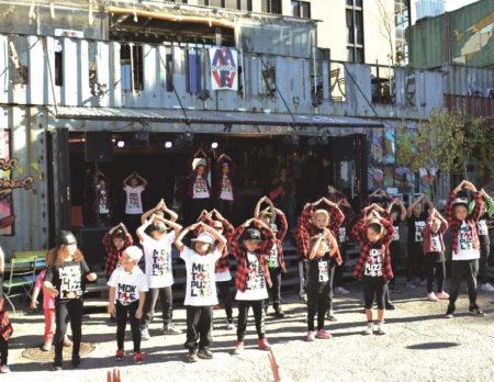 JuKi Kinder- und Jugendfestival Tanzen Buehne // Muenchen mit Kind