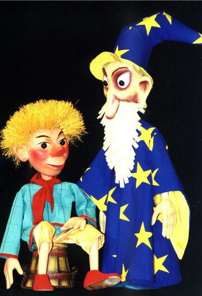 Larizell Klick Klack Theater der Zauberlehrling // HIMBEER