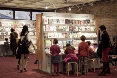 Bücherschau, Gasteig, Kinder, Bücher // München mit Kind