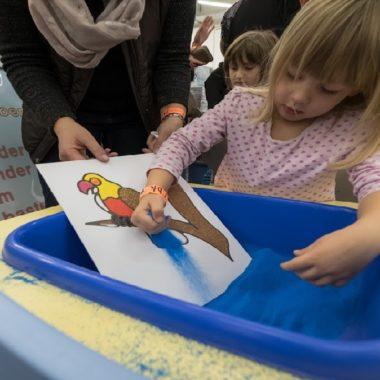 Forscha und Spielwiesn Kinder // Muenchen mit Kind