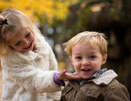 Kinder Herbst Junge Maedchen Wochenendtipps // Muenchen mit Kind