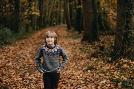 Herbstferienkurse Junge Herbst // HIMBEER
