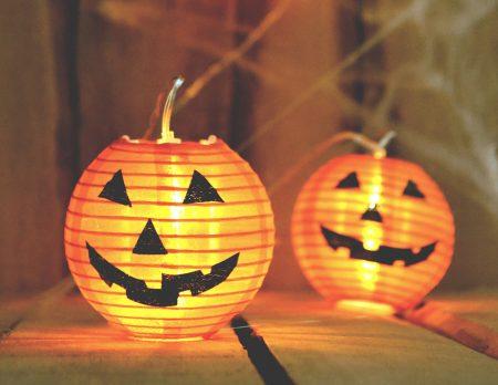 Halloween Kuerbisse // HIMBEER