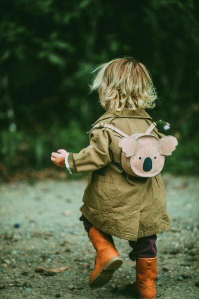 Lieblingssachen Koalarucksack // Muenchen mit Kind