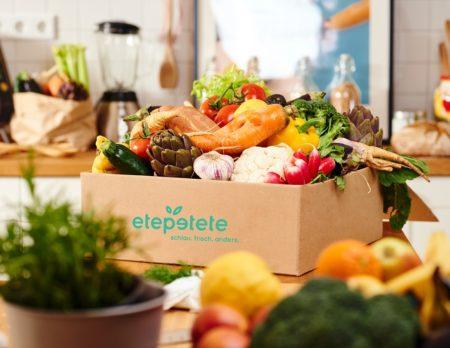 etepetete box, gemüse, krumm, kiste, bunt gemischt, sponsored post // München mit Kind