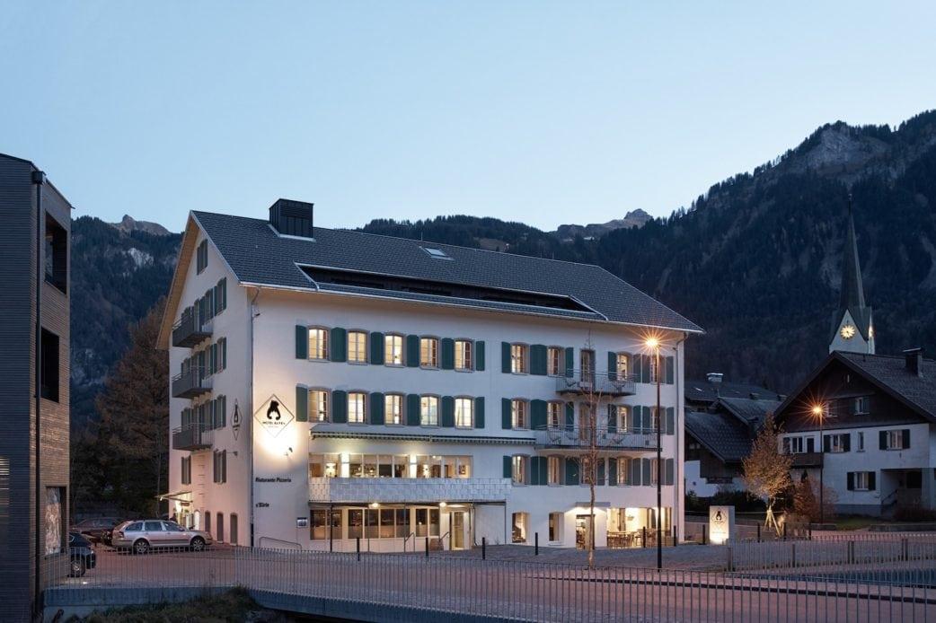 Skifahren mit Kindern in Österreich: Kinderfreundliches Hotel Bären // HIMBEER