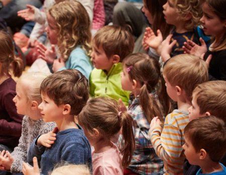Gasteig Luki's Kids // Muenchen mit Kind